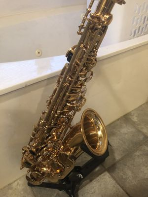 Saxophone alto roy benson as 301 for Sale in Alpharetta, GA