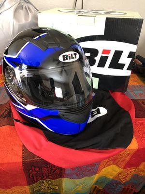 Bilt Blaze 451 Motorcycle Helmet for Sale in San Antonio, TX