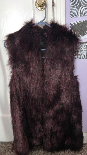Faux Fur vest for Sale in Richmond, CA