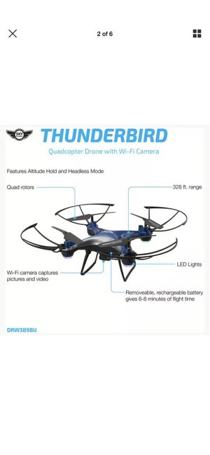 Drone thunderbird for Sale in Pomona, CA