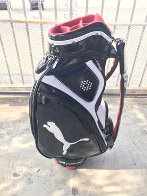 Puma Tour Cart Caddy Golf Single Strap Bag for Sale in Los Angeles, CA