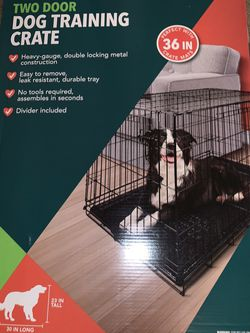 BRAND NEW Large Animal Crate for Sale in University Place,  WA