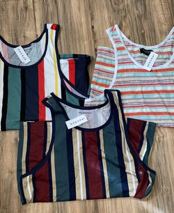 New Men's Medium Tank Tops With Tags for Sale in Huntington Beach,  CA