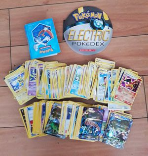 A lot of pokemon cards all of these for firm pick up in Fontana for Sale in Fontana, CA
