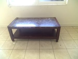 Marble coffee table for Sale in NEW PRT RCHY, FL