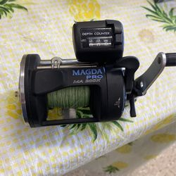 Okuma Magda Pro MA 20DX FISHING REEL for Sale in Henderson,  NV