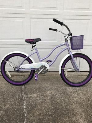 "GIRLS Cute Beach Cruiser Bike 20"" for Sale in Woodburn, OR"