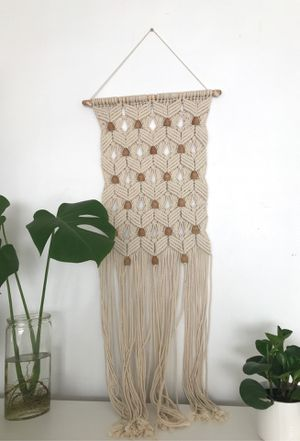 LARGE Macrame wall hanging for Sale in Los Angeles, CA