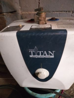 Titan compact Hot water heater for Sale in Columbus, OH