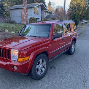 2006 Jeep commander for Sale in Renton, WA