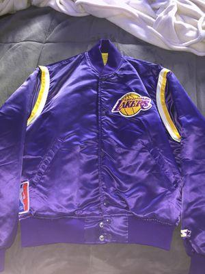 Vintage Lakers Starter Jacket (1980's-1990's) for Sale in Beaverton, OR