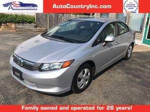 2012 Honda Civic Sdn for Sale in Abington, MA