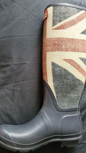 Original Hunter Brand Rain boots for Sale in Alta Loma, CA