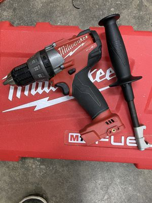 Milwaukee Fuel M18 Drill/Driver Tool Only for Sale in Placentia, CA