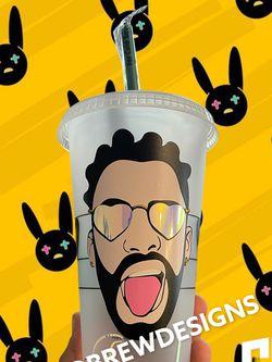 Starbucks Cup Bad Bunny for Sale in Corona,  CA