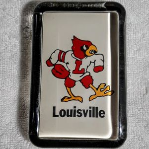 Rare Louisville Cardinals Paperweight - U of L - University of Louisville - New in Box for Sale in Clarksville, IN
