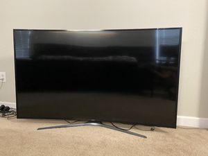 "Samsung 65"" Curved UHD TV in very good condition for Sale in Land O Lakes, FL"
