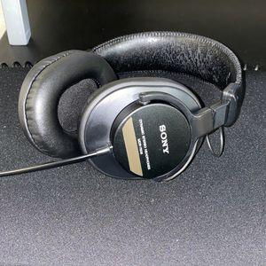 Sony 7506 Monitor Headphones for Sale in Houston, TX