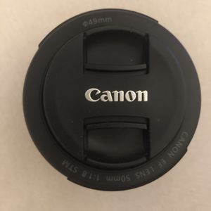 Canon 50mm 1.8 for Sale in West Palm Beach, FL