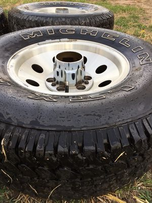 Stock chevy truck rims 69-87 for Sale in Wichita, KS