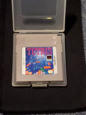 TETRIS GameBoy Game for Sale in Middletown, MD