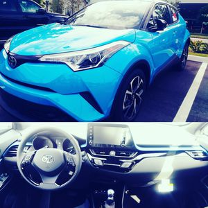 2019 Toyota Chr XLE 4d crossover for Sale in Hollywood, FL