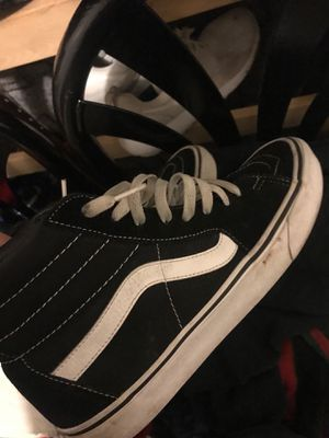 Vans off the wall Levi's edition for Sale in Houston, TX