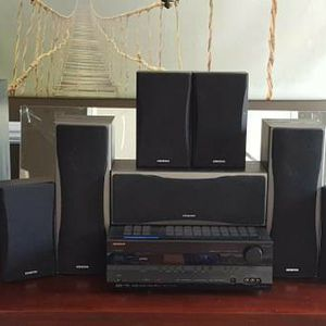 Onkyo 7.1 Home Theater System for Sale in Upland, CA