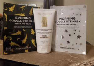 Skin and Co. Truffle Therapy Face Gommage & 2 Face Masks for Sale in Avondale, AZ
