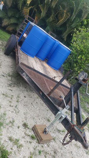 Flatbed trailer for Sale in Wellington, FL