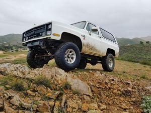 1987 chevy blazer truck for Sale in Wildomar, CA