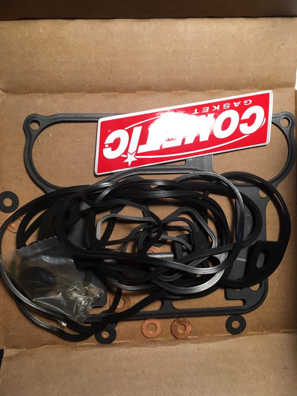 Cometic Gasket set for HD 91-03 Sportster Rocket Box Rebuild Kit