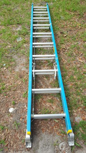 Werner extension ladder 20' for Sale in Wauchula, FL