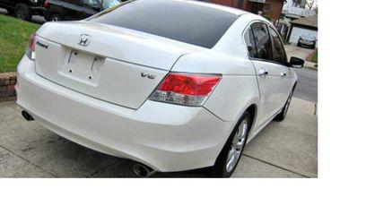 Super White. 2010 Honda Accord FWDWheels. for Sale in Rancho Cucamonga,  CA