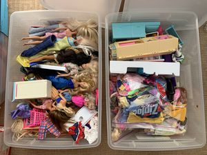 Barbies and Accesories for Sale in Palos Verdes Estates, CA