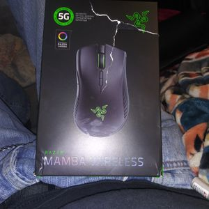 RAZER MAMBA WIRELESS GAMING MOUSE for Sale in Newberg, OR