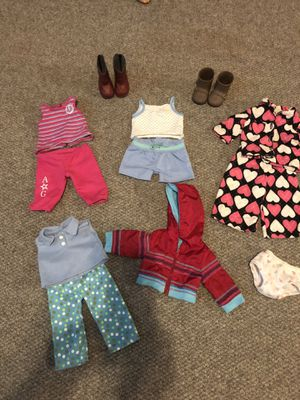 American Girl size doll clothes for Sale in Portland, OR