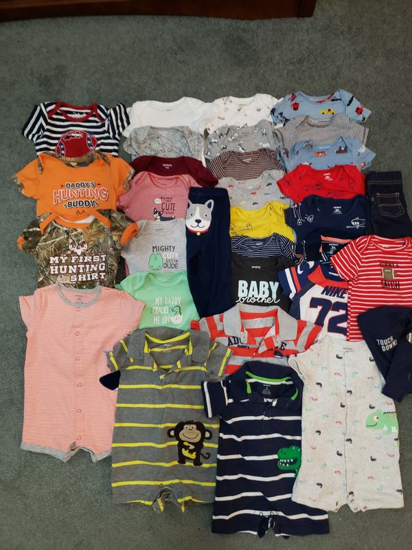 9 month baby boy clothes