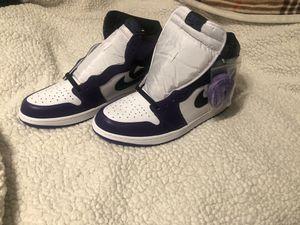 Jordan 1 high court purple for Sale in Corona, CA