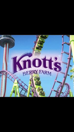 Knotts tickets for Sale in La Habra, CA