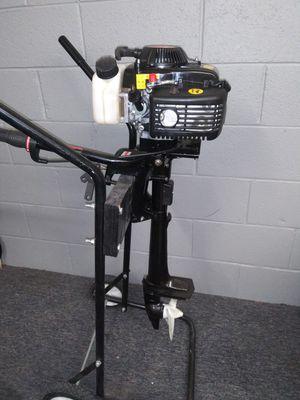 4hp 4 stroke outboard motor engine for Sale in Hemet, CA