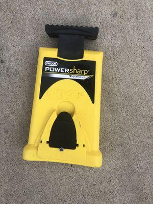 Oregon 555745 PowerSharp Bar-amounted Sharperner for Sale in Las Cruces, NM