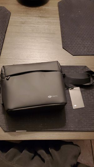 Dji mavic carry case for Sale in Tipp City, OH