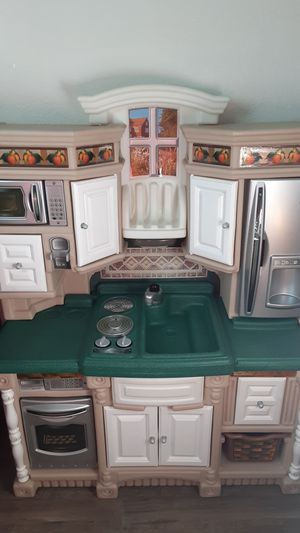 Child's play kitchen for Sale in Tacoma, WA