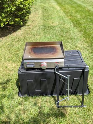 RV Griddle w/rack for Sale in Westerville, OH