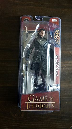 Game of Thrones - Jon Snow Action Figure for Sale in DeBary, FL
