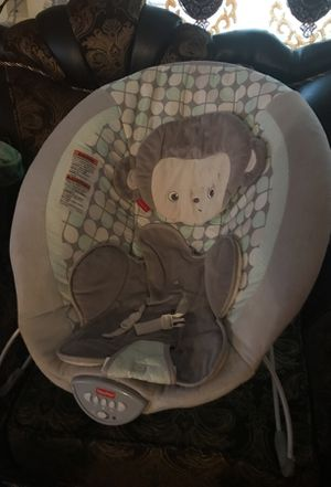 Baby swing , baby bouncer for Sale in Denver, CO