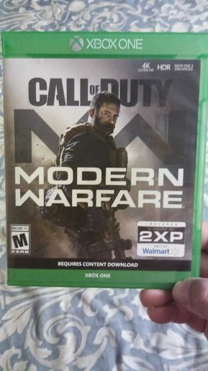 Trade call of duty modern warfare for xbox one for Sale in York, PA