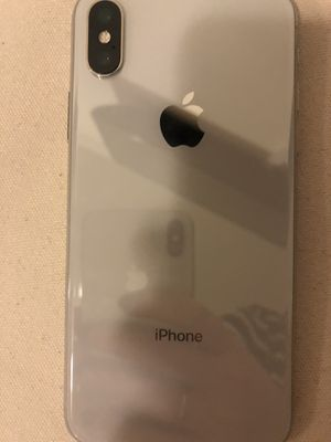 Brand new 64 GB iPhone X w/o box for Sale in New York, NY