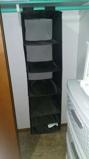 Hanging closet organizer for Sale in Aloha, OR